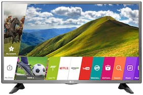 LG Smart 81.28 cm (32 inch) HD Ready LED TV - 32LJ573D