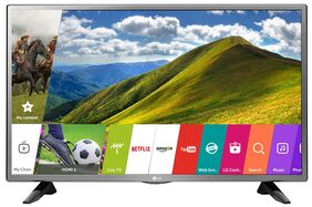 LG Smart 80 cm (32 inch) HD Ready LED 32LJ573D TV