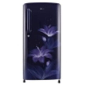 LG Direct Cool 215 L Single Door Refrigerator (GL-B221ABGX/Blue Glow  )