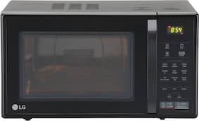 LG 21 L Convection Microwave Oven - MC2146BG , Black