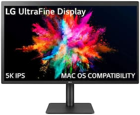 LG Ultrafine 27MD5KL 27 inch 5K (5120 x 2880) IPS Monitor - with Mac OS Compatibility - Thunderbolt 3 Port with 94W Power Delivery