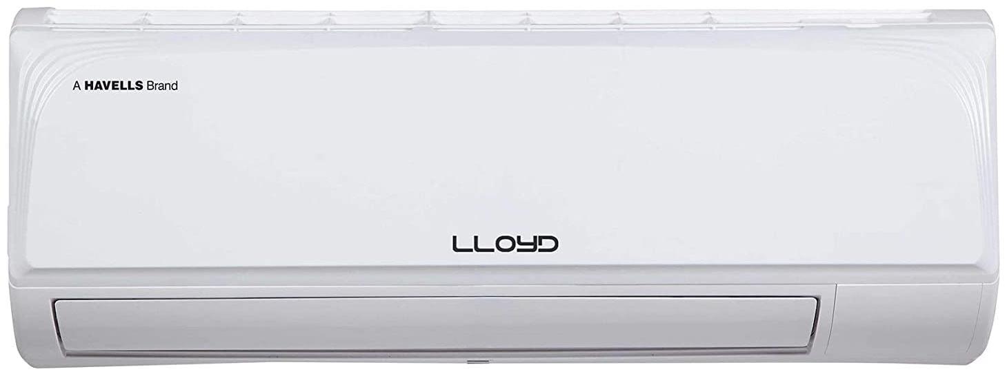 Lloyd 1.5 Ton 3 Star Split AC  GLS18B32MX, White  by Crazy Deals