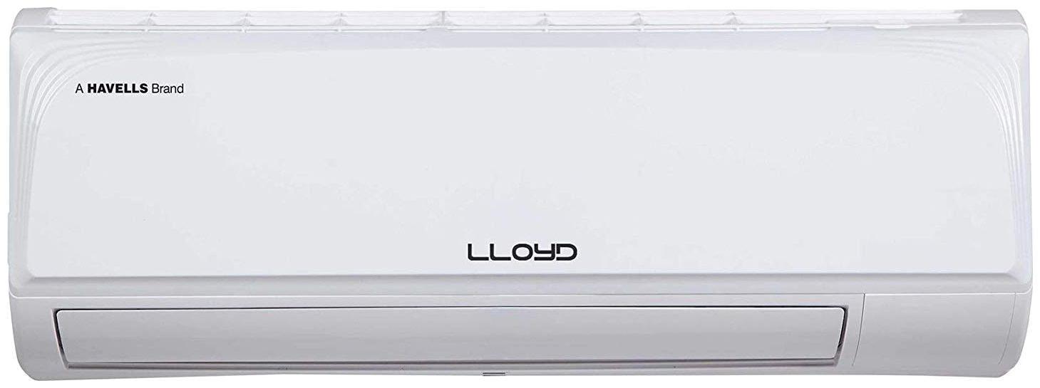 Lloyd 1.5 Ton 3 Star Split AC  Copper, LS18B32MX, White