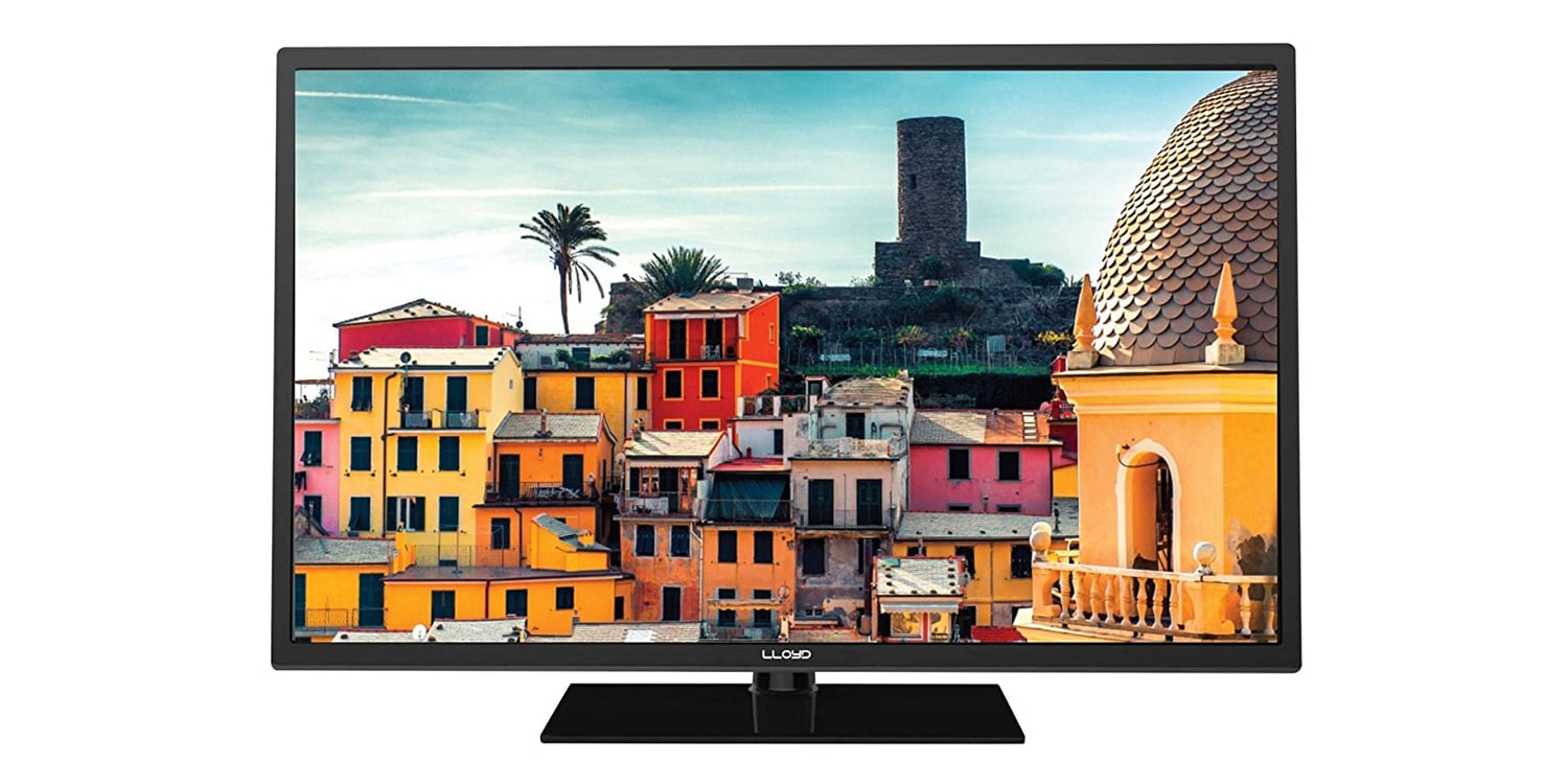 Lloyd 20 Inches HD Ready LED TV (L20AM, Black)