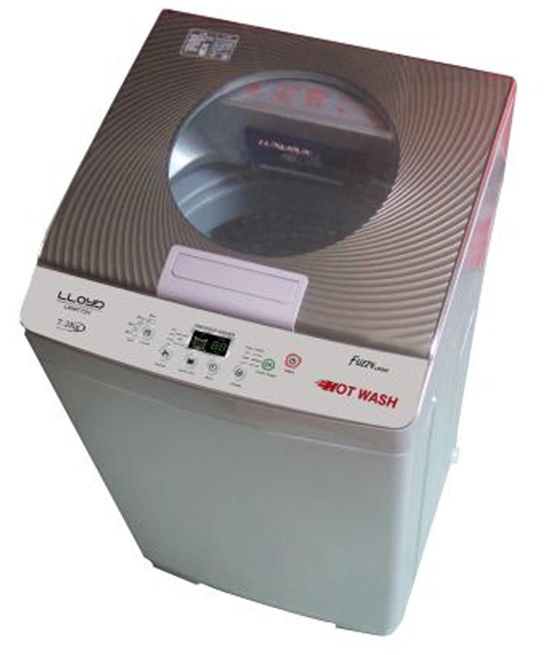 LLOYD LWMT72H 7.2KG Fully Automatic Top Load Washing Machine