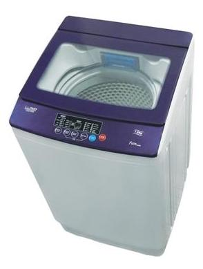 LLOYD TOUCHWASH LWMT75TGS 7.5KG Fully Automatic Top Load Washing Machine