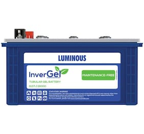 Luminous Invergel IGSTJ18000 150Ah Tubular Gel Battery Tubular Inverter Battery  (150Ah)