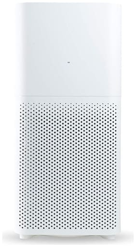 Mi AP2C White Portable Air Purifier ( 29 W ,Coverage Area: 452 sq ft )