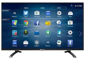Micromax 101 cm (40 inch) 40CANVAS_S Full HD Smart LED TV