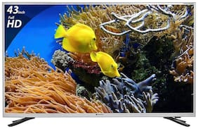 Micromax Smart 109.22 cm (43 inch) Full HD LED TV - 43 BINGE BOX