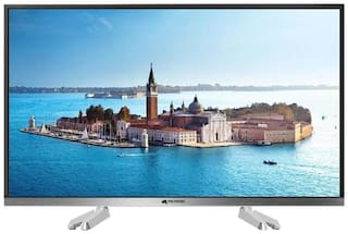 Micromax Smart 81.28 cm (32 inch) HD Ready LED TV - 32 CANVAS - S