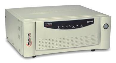 Microtek UPS SEBZ 900 VA Sinewave Inverter (White)