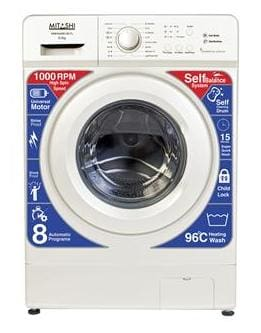 Mitashi 6 Kg Fully Automatic Front Load Washing Machine (WMFA600K100 FL)