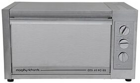 Morphy Richards 40 L Grill Microwave Oven ( 40 Rc-ss , Black )