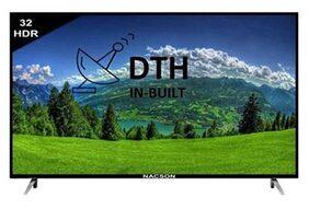 Nacson 81.28 cm (32 inch) HD Ready LED NS32HD4DTH TV