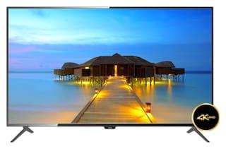 Onida 127 cm (50 inch) 4K (Ultra HD) LED TV - LEO50UIB
