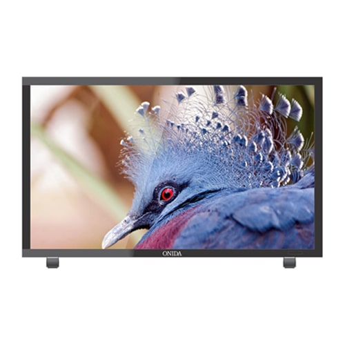 Onida 24 Inches HD Ready LED TV (LEO24HB, Grey)