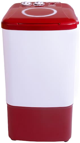 Onida 7 kg Semi Automatic Top Load Washer only - W70W , Lava red