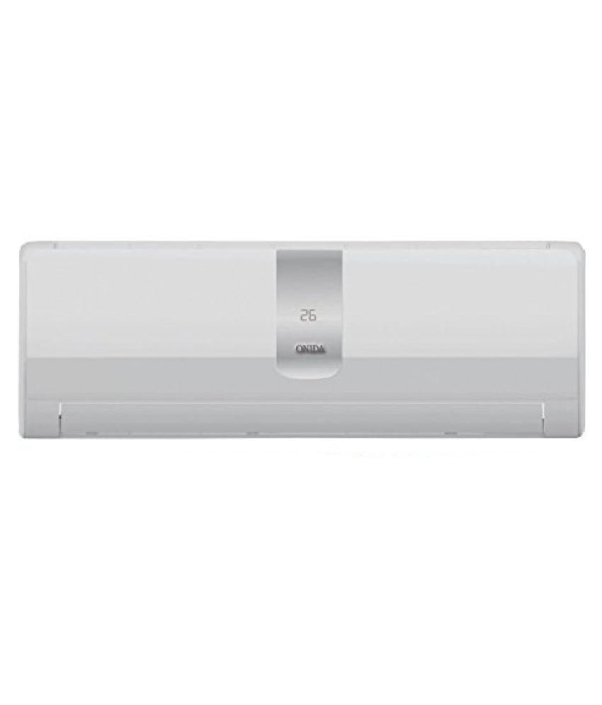 Onida 1.5 Ton 3 Star Inverter Split AC (Copper Condensor, ONYX-IR183ONX, White)