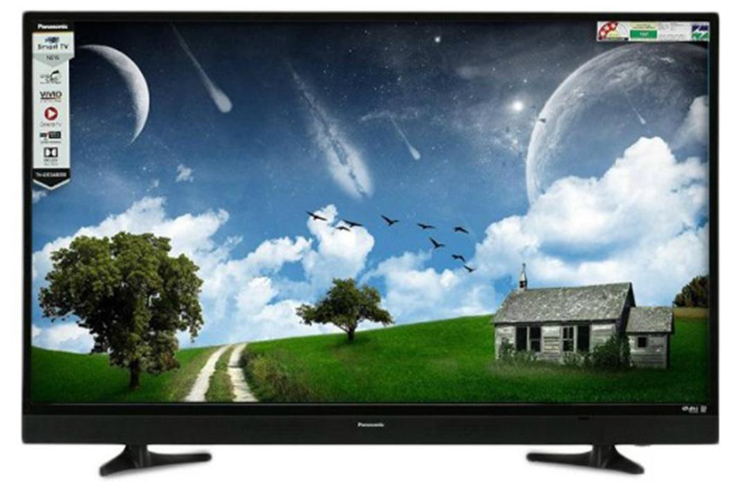 Panasonic Smart 109.22 cm  43 inch  Full HD LED TV   TH 43ES480DX