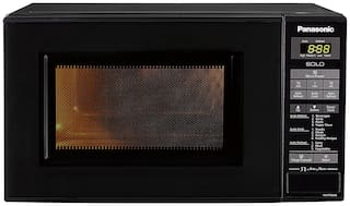 Panasonic 20 ltr Solo Microwave Oven - NN-ST266BFDG