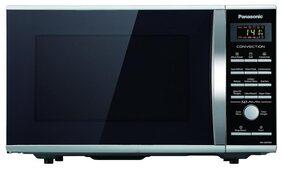 Panasonic 27 L Convection Microwave Oven (NN-CD674MFDG, Silver)