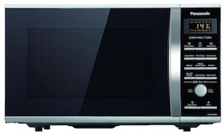 Panasonic 27 L Convection Microwave Oven - NN-CD674MFDG