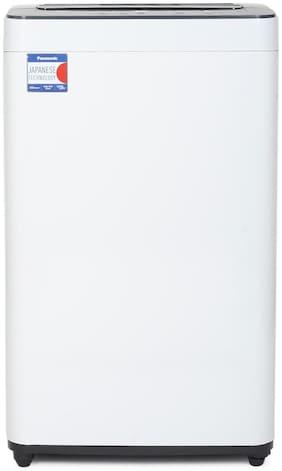 Panasonic 6.2 kg Fully automatic top load Washing machine - NA-F62L8HRB , White