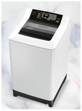 Panasonic 8 kg Fully Automatic Top Load Washing Machine (NA-F80A1, White)