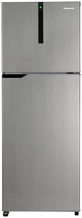 Panasonic 307 L 3 star Frost free Refrigerator - NR-BG311VSS3 , Silver