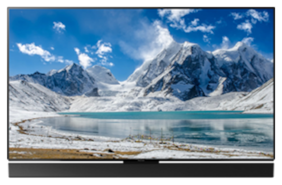 Panasonic Smart 165.1 cm (65 inch) 4K (Ultra HD) OLED TV - TH-65FZ1000D