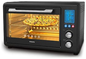 Philips 36 L Otg Microwave Oven - HD6976/00 , Black