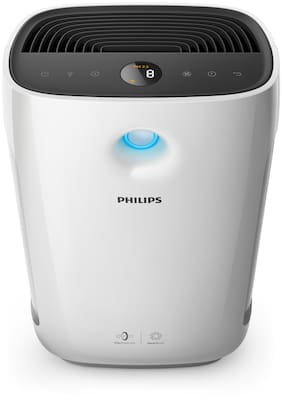 Philips AC2887/20 WITH PM 2.5 DISPLAY Portable Air Purifier ( White )