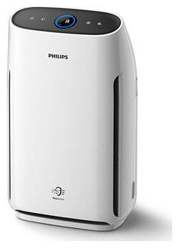 Philips Air Purifier AC 1217 Portable Room Air Purifier (White)