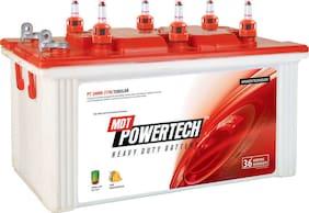 Powertech 24000 (170AH) 170 Ah Tubular Inverter Battery