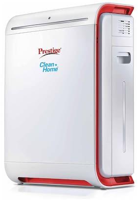 Prestige 5.0 (42705) Floor Console Air Purifier (White & Red)