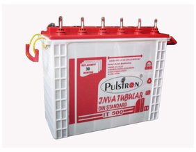 PULSTRON IT-600PI  180 AH INVA TUBULAR LONG LIFE INVERTER BATTERY
