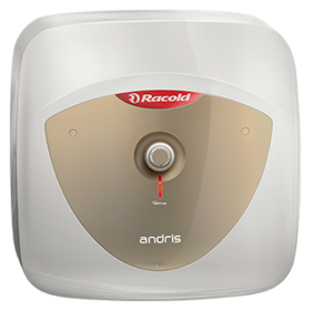 Racold Andris Lux Plus 10-Litre Storage Water Heater (White and Sandstone )