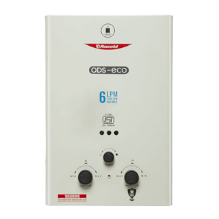 Racold ODS Eco Instantaneous LPG 6 L Gas Geyser