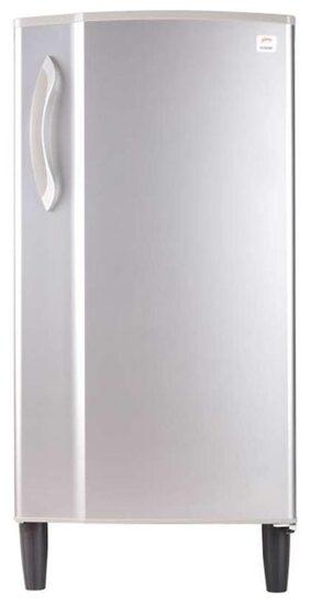 Godrej Direct Cool 185 L Single Door Refrigerator (Rd Edge 185 E1 2.2 2S, Candy Grey)