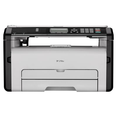 Ricoh SP 210SU Multi-Function Laser Printer