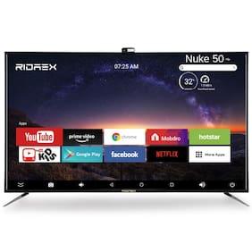Ridaex Nuke NK50 123.19 cm (50 inch) 4K Android 7.1 Smart LED TV - Version 2