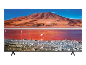 Samsung Smart 108 cm (43 inch) 4K (Ultra HD) LED TV - 43TU7200