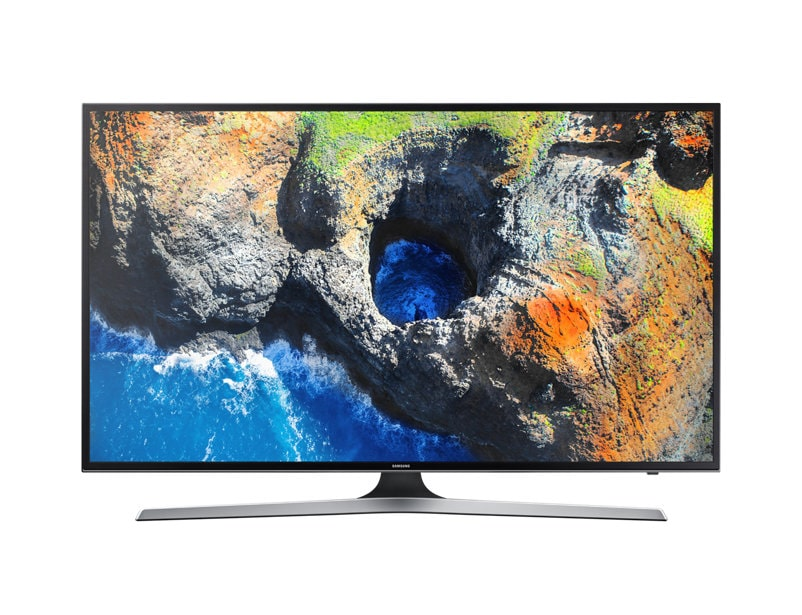 Samsung 108 cm (43 inch) UA43MU6100 4K (Ultra HD) Smart LED TV