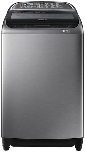 Samsung 11 Kg Fully automatic top load Washing machine - WA11J5750SP/SP , Silver