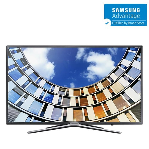 Samsung 49 Inches Full HD LED Curved TV (49M6300, Grey)