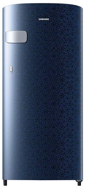Samsung Direct Cool 192 L Single Door Refrigerator ( Rr19n1y12mu/rr19n2y12mu , Ombre Blue )