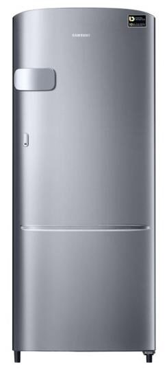 Samsung Direct Cool 192 L Single Door Refrigerator ( Rr20n1y1zse/rr20n2y1zse , Elective Silver )