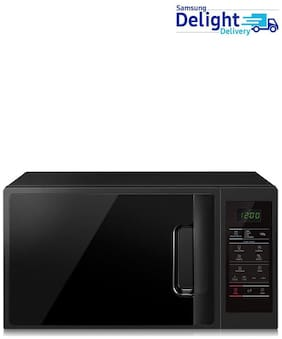 Samsung 20 ltr Solo Microwave Oven - MW73AD-B , Black