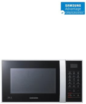 Samsung 21 ltr Convection Microwave Oven - CE76JD/XTL , Black & silver